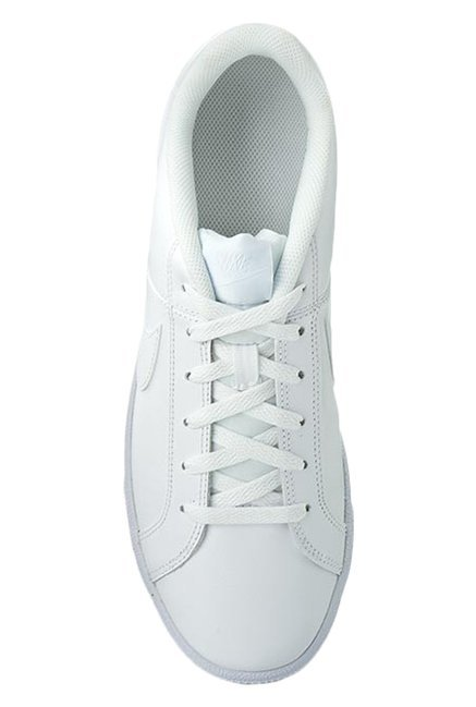 Buy Nike Court Royale White Sneakers for Men at Best Price   Tata CLiQ 2cab0fe97