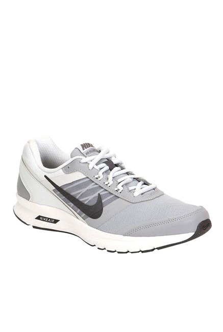 Buy Nike Air Relentless 5 MSL Grey   Black Running Shoes for Men at Best  Price   Tata CLiQ 12fb5e8da