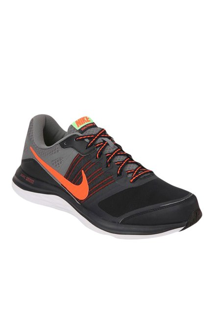 Buy Nike Dual Fusion X MSL Black   Orange Running Shoes for Men at Best  Price   Tata CLiQ 0156071a0