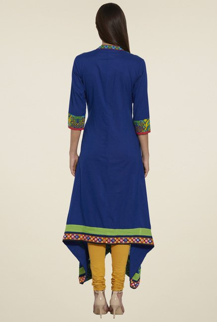 Globus Multicolor Regular Fit Kurta