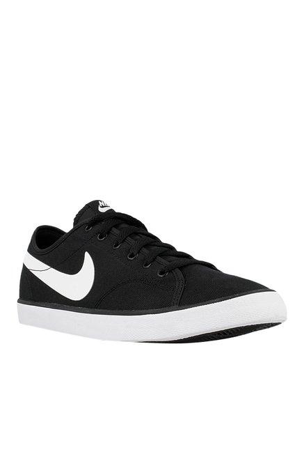 quality design bd614 d1743 Buy Nike Primo Court Black  White Skateboarding Shoes for Men at Best  Price  Tata CLiQ