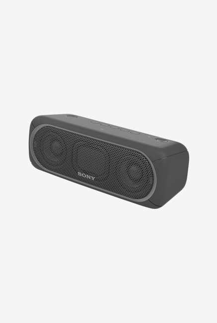 Sony SRS-XB30/BC IN5 Portable Bluetooth Speakers, Black