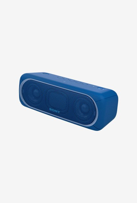 Sony XB30 Portable Wireless Bluetooth Speaker (Blue)
