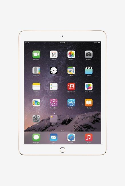 Apple New iPad 9.7 inch 128 GB Wi Fi  Gold