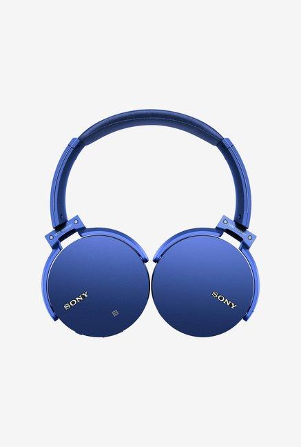 Sony XB950B1 EXTRA BASS Bluetooth Headphone (Blue)