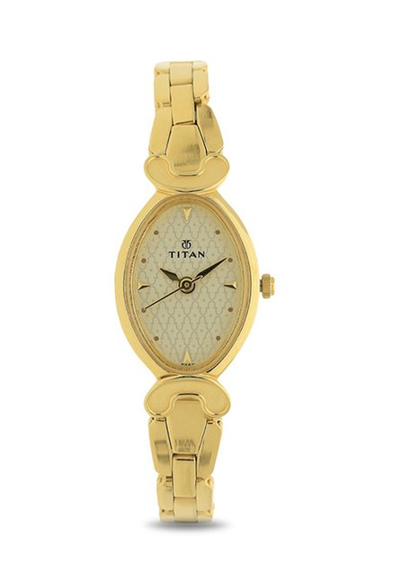 Titan NH2454YM02 Karishma Analog Watch for Women