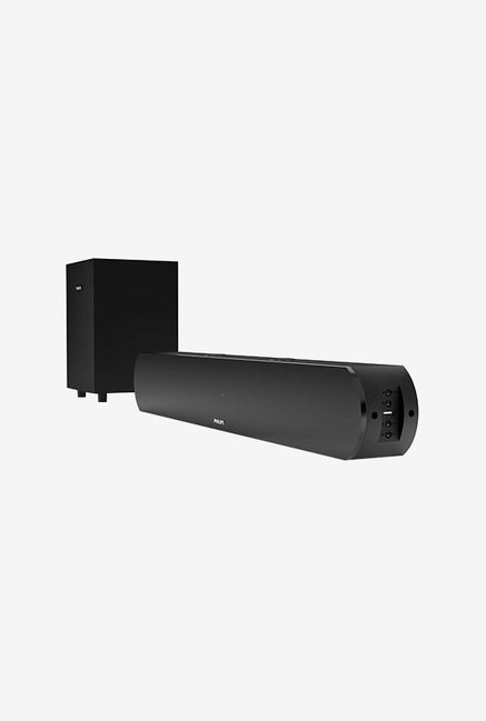 Philips HTL1031/94 2.1 Channel Soundbar Speaker (Black)
