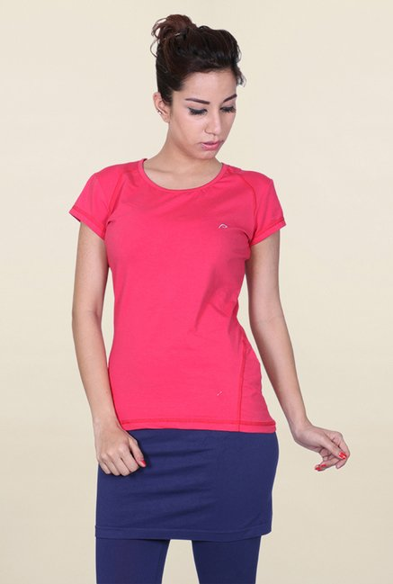 Proline Coral Solid T Shirt