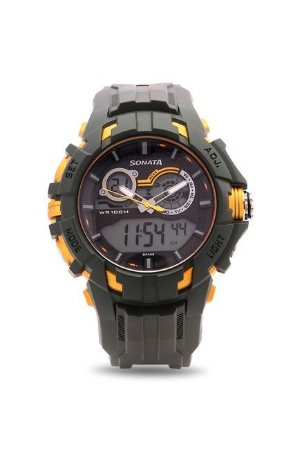 Sonata 77045PP05J Digital Watch (77045PP05J)