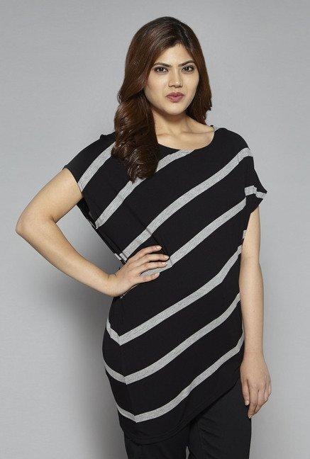 71504d71a Buy Gia by Westside Black Freya Top for Women Online   Tata CLiQ