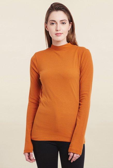 Cherymoya Orange Solid Top