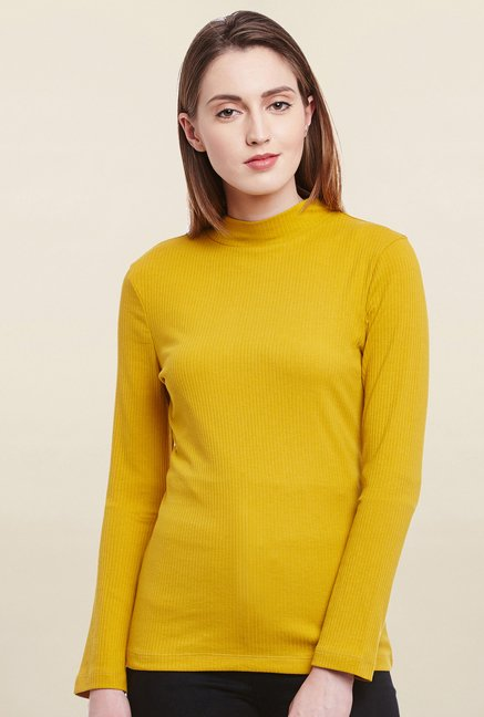 Cherymoya Yellow Solid Top