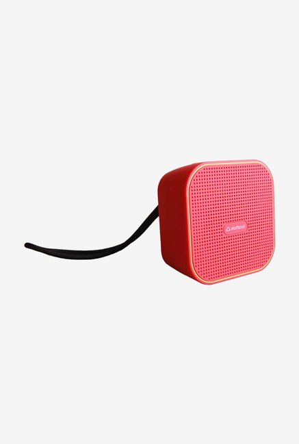 Stuffcool Monk Portable Bluetooth Speaker (Red/Yellow)