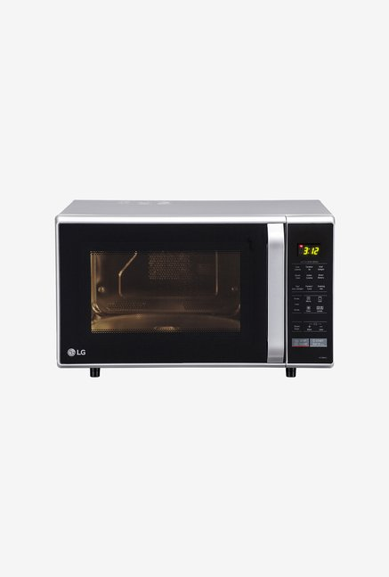 LG MC2846SL 28 L Convection Microwave Oven (Silver)