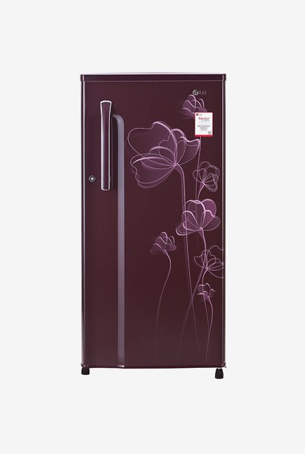 LG GL-B191KSHU 188 Ltr 1 Star Refrigerator (Scarlet Heart)