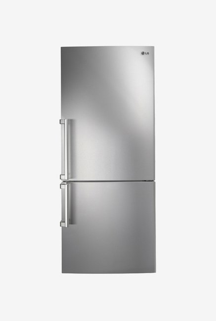 LG GC-B519ESQZ 450 L 2 Star Refrigerator (Noble Steel)