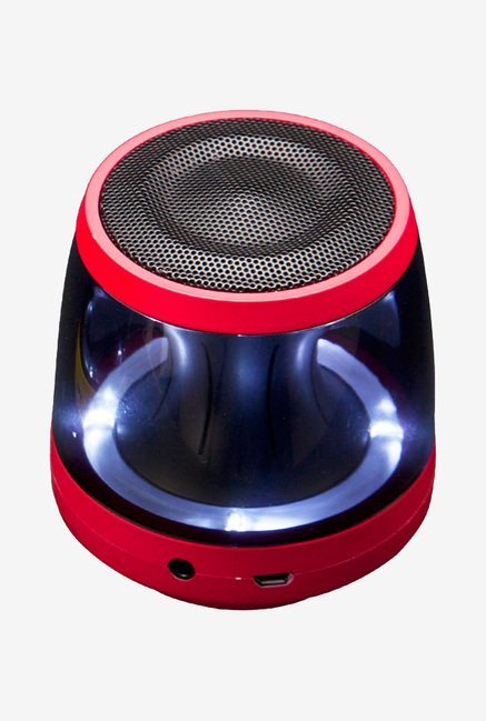 LG PH1R Portable Bluetooth Speaker (Red)