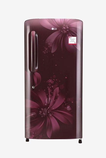 LG GL-B221ASAW 215 Ltr 3 Star Refrigerator (Scarlet Aster)