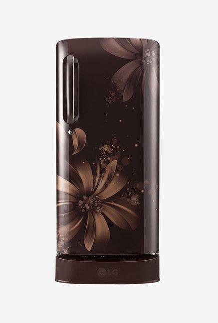 LG GL-D201AHAW 190 Ltr 3 Star Refrigerator (Hazel Aster)