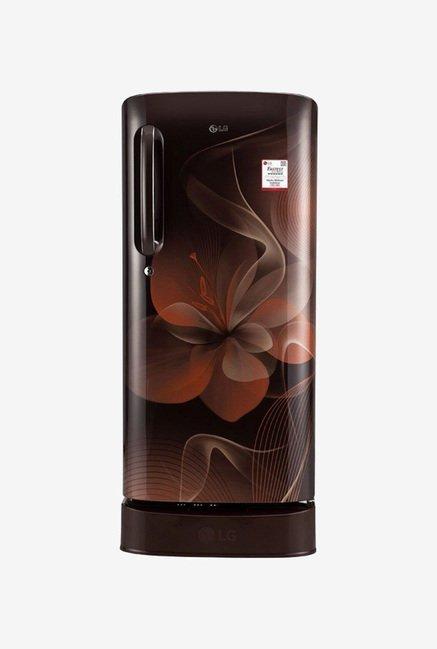 LG GL-D201AHDX 190 Ltr 4 Star Refrigerator (Hazel Dazzle)