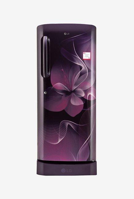 LG GL-D241APDX 235 Ltr 4 Star Refrigerator (Purple Dazzle)