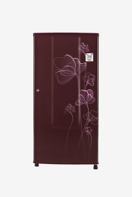 LG GL-B181RSHU 185 Ltr 1 Star Refrigerator (Scarlet Heart)