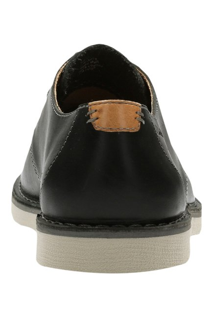 6dc25e900acc2 Buy Clarks Jareth Walk Black Derby Shoes for Men at Best Price ...