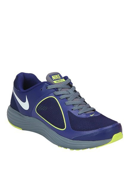 Buy Nike Emerge 3 Blue   Grey Running Shoes for Men at Best Price ... 7f423c3726