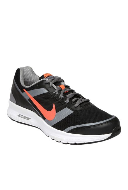 Buy Nike Air Relentless 5 MSL Black   Grey Running Shoes for Men at Best  Price   Tata CLiQ a16bef526
