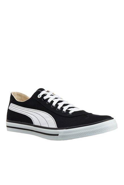 Buy Puma 917 Lo DP Black White Sneakers For Men At Best Price Tata CLiQ