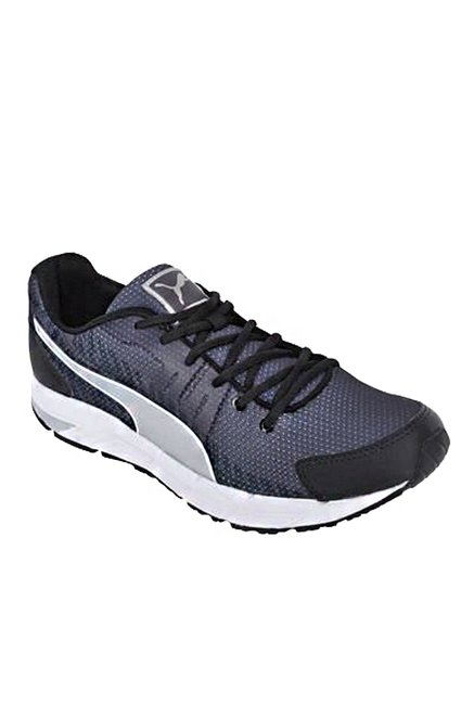 32103e27b5e Buy Puma Sequence V2 DP Blue Wing Teal   Silver Running Shoes for Men at  Best Price   Tata CLiQ