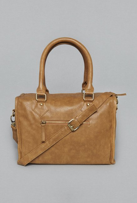 835b580904 Buy Westside Tan Ekta Satchel Bag for Women Online   Tata CLiQ
