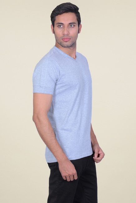 Proline Blue V-Neck T-Shirt