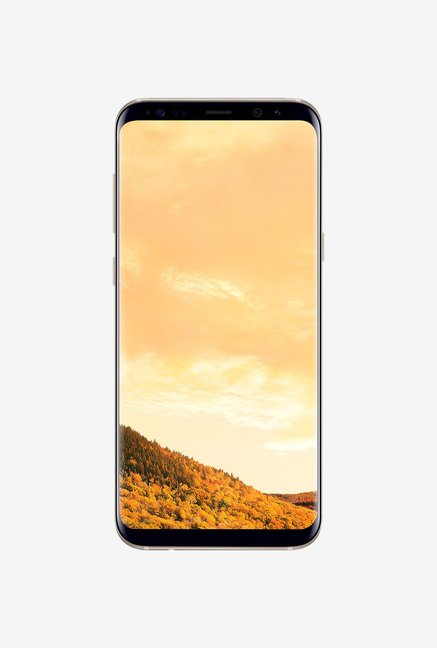 Samsung Galaxy S8+ 64 GB (Maple Gold) 4 GB RAM...