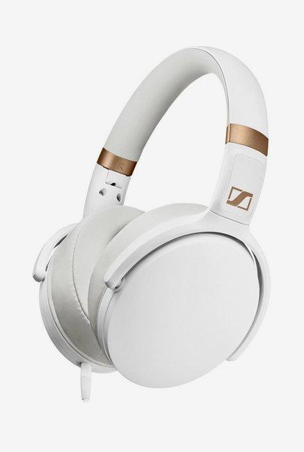 Sennheiser HD 4.30i Around-Ear Headphones, White