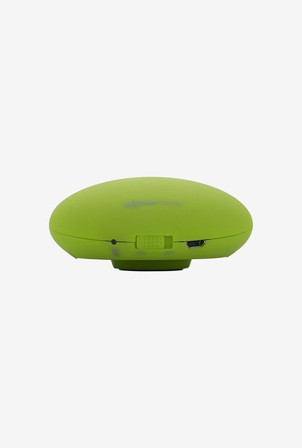 Boompods Downdraft Portable Bluetooth Speaker (Green)