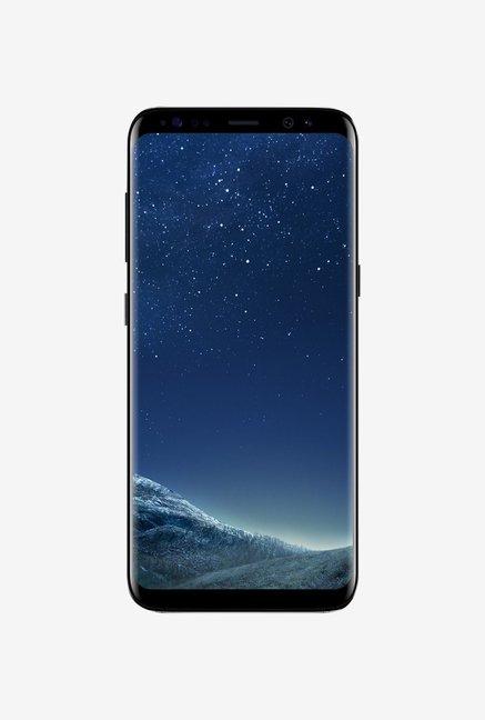 196802b7f Buy Samsung Galaxy S8 64 GB (Black) Online At Best Price   Tata CLiQ