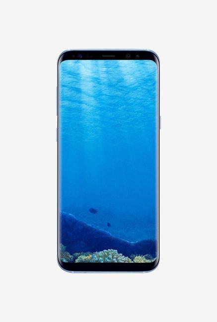 Samsung Galaxy S8 Plus (Coral Blue, 64 GB)