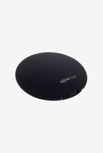 Boompods Downdraft Portable Bluetooth Speaker (Black)