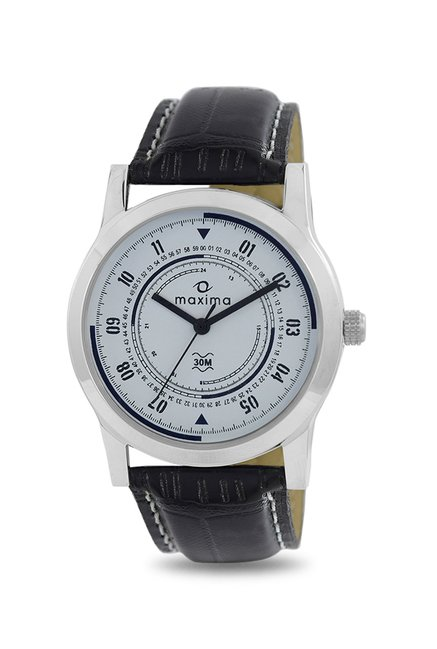 Maxima 44675LMGI Attivo Analog Watch for Men