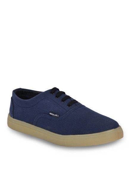 Wega Life Rhino Navy Oxford Shoes