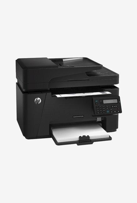 HP LaserJet Pro M128fn Multifunction Printer  Black