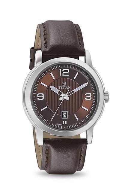 Titan 1730SL03 Analog Watch for Men