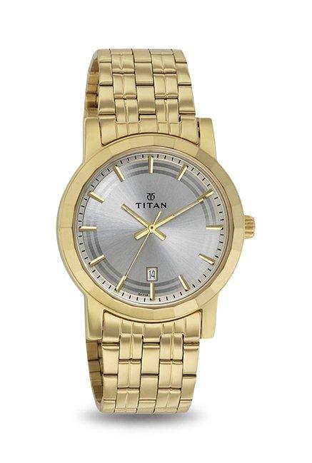 Titan 1703YM01 Analog Watch for Men