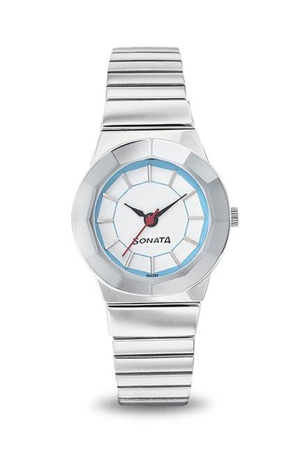 Sonata 8981SM04 Analog Watch for Women
