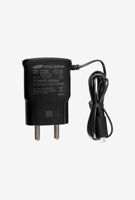 Samsung EP TA60IBEUGIN Travel Adapter  Black