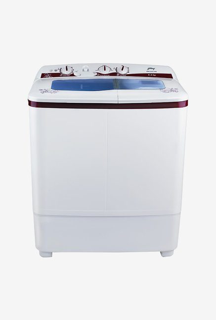 Godrej GWS 6204 PPD 6.2Kg Top Load Washing Machine (Red)