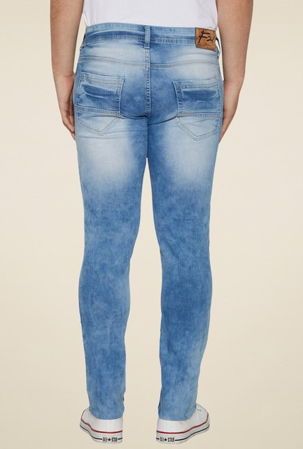 Globus Blue Regular Fit Jeans