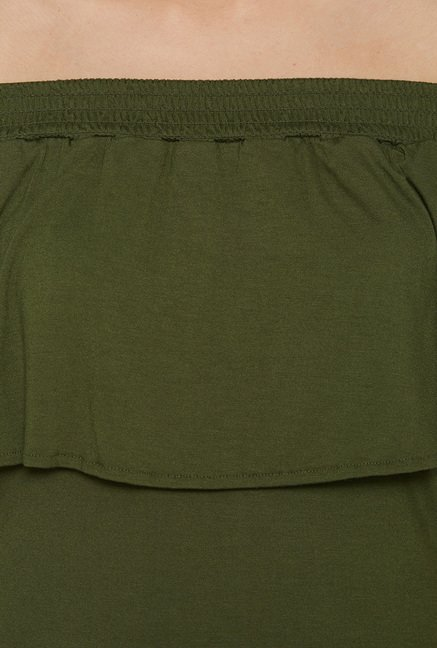 Globus Olive Solid Top