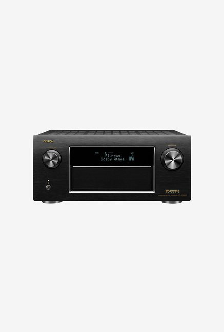 Denon AVR-X7200WA 9.2 Ch Full 4K UltraHD AV Receiver (Black)